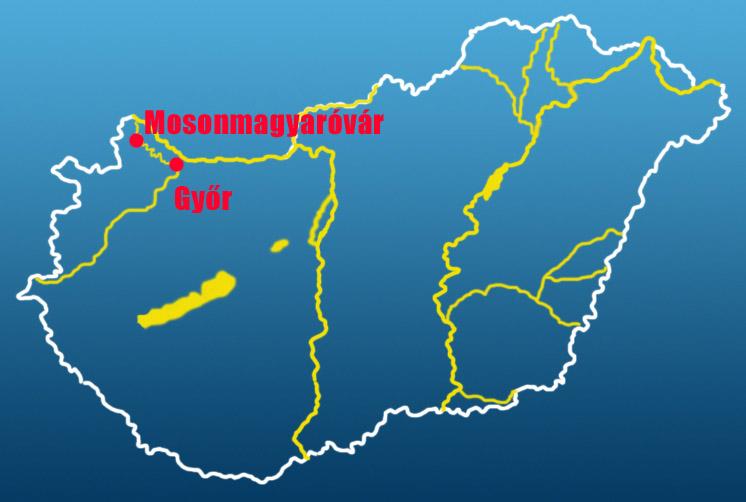 mosoni duna térkép Mosoni Duna | Vízitúra, vízitúrák szervezése a Tisza, Mosoni Duna  mosoni duna térkép
